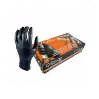 Grippaz Box of 50 nitrile black