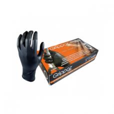 Grippaz Box of 50 nitrile black