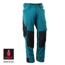 MASCOT® ADVANCED-Trousers with CORDURA® kneepad pockets