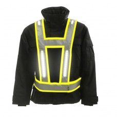 LIGHT VEST WITH BACK LIGHT