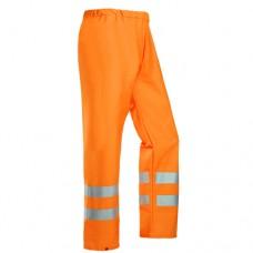 SIOEN GREELEY Flame retardant, anti-static hi-vis rain trousers
