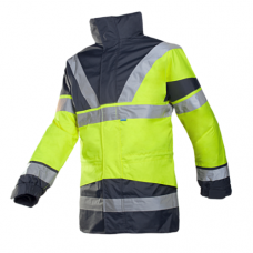 SIOEN SKOLLFIELD 4 in 1 Hi-Vis jacket